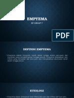 Empyema