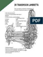 Motor Transmision Lambretta