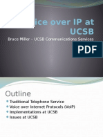 VoIP Overview Communications Services