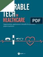 WearableTech in Healthcare eBook [x]Cube