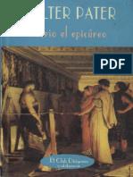 Pater Walter - Mario El Epicureo