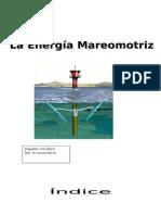 Energia Mareomotriz