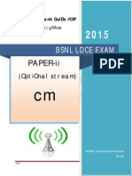 Complete E-Question Bank for Paper-II CM _Chapter 8 to 16_ of BSNL LDCE EXAM 2015 final.pdf