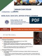 2013-08-20 Basis Data-Model Blok-Metoda Perhitungan Cadangan