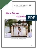 Hotel Playa Blanca Resort Paquete Bodas