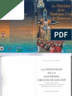 La Festividad de la Santisima Cruz de Huancane - Jorge Luis Cotrina Espinoza.pdf