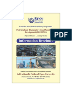 Brochure - PG Diploma in Urban Planning and Development.pdf