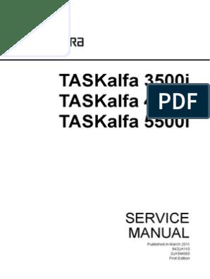 Kyocera TASKalfa 3500i 4500i 5500i   Electrical Connector