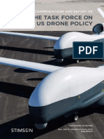 Drones Task Force Report