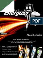 ENERGIZER Traning Kit (E)