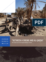 HRW Between Drone and AQ