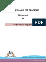 Tájékoztató Eft Terapeuta