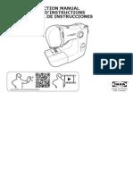 Sy Sewing Machine Manual