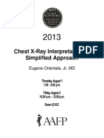Nc13 Chest x Ray