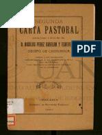 Cart a Pastoral Chihuahua 1902