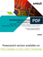 HETEROGENEOUS SYSTEM COHERENCE