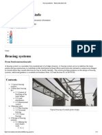 Bracing Systems - Steelconstruction