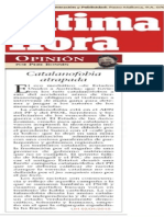 Catalanofobia atrapada