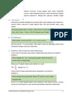 Program Liniear Dengan Metode Simplex Pola Minimum