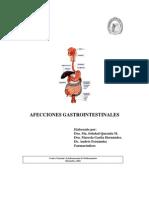 Esofago-mecanica digestión-Anatomopatología