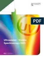 UV-Vis instrument