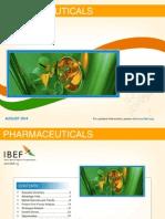 Pharmaceuticals August 2014