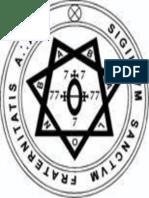 Liber Illuminatus Initiatorum - Auto Iniciacao a a-A