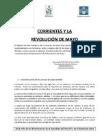 Corrientes y El 25 de Mayo