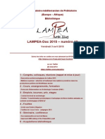 LAMPEA-Doc 2015 – numéro 10 / Vendredi 3 avril 2015