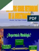 Aspectos Metodologia de La Investigacion