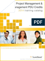 LearnSmart Project Management