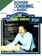 Modern Recording 1980 09