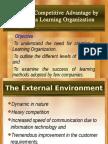 Unit 5 - Learning Organization