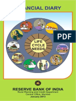 RBI Diary of Financial Literacy