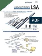 IAI Linear Motor Actuator Brochure