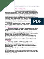 Instrumen Kelembagaan Hak Asasi Manusia Di Negara Indonesia