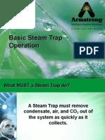 Basic Steam Trap Operation