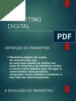 Marketing Digital Slider