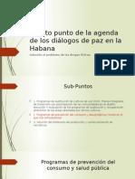 Cuarto Punto de La Agenda de Los Diálogos de la habana