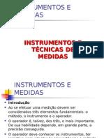 Instrumentos e Técnicas de Medidas - Cap.11