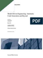 Model-Driven Engineering