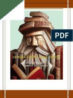 Modulo Lenguaje Clei IV- 2014