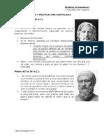 Resumen de autores de Teorías Económicas