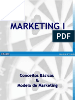 Marketing I - 2008