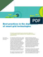 BestPractices  Smart grids McKinsey