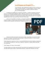 Rol del Cirujano en la Esofagotomia cervical