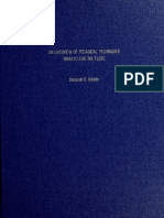 Flute Pedagogy Overview