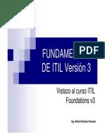 Fundamentos Itil v3