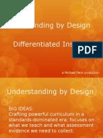 UbD and DI Presentation