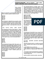 Matemática Financeira - Lista 01.BancosFederais
